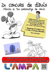 Concurs de dibuix 2014 web